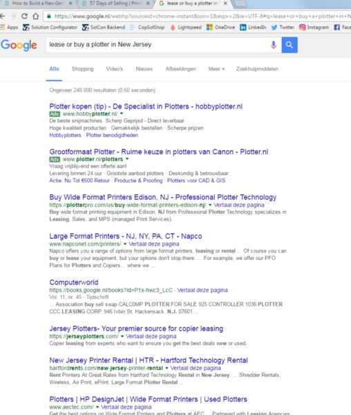 JerseyPlotters on Google