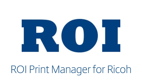 ROI Print Manager for Ricoh