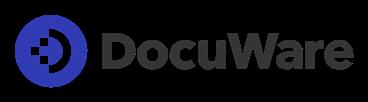 new docuWare logo
