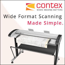 Contex is hosting a free webinar to showcase two new additions to its range of large format scanners, the HD Ultra X scanner series.