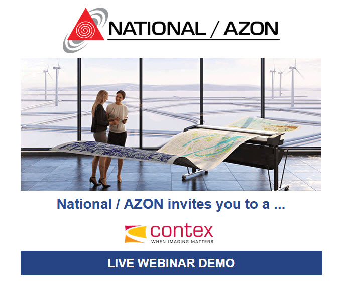 See Contex Technologies including Image Scanners, Software and Productivity Features Demonstrated LIVE