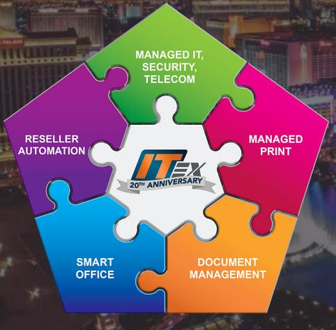 ITEX Trade Show, Nov. 9-10, Las Vegas