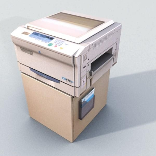 Can you Name this Copier?