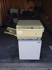 Sharp 7370 copier
