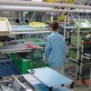 Ricoh Assembly line