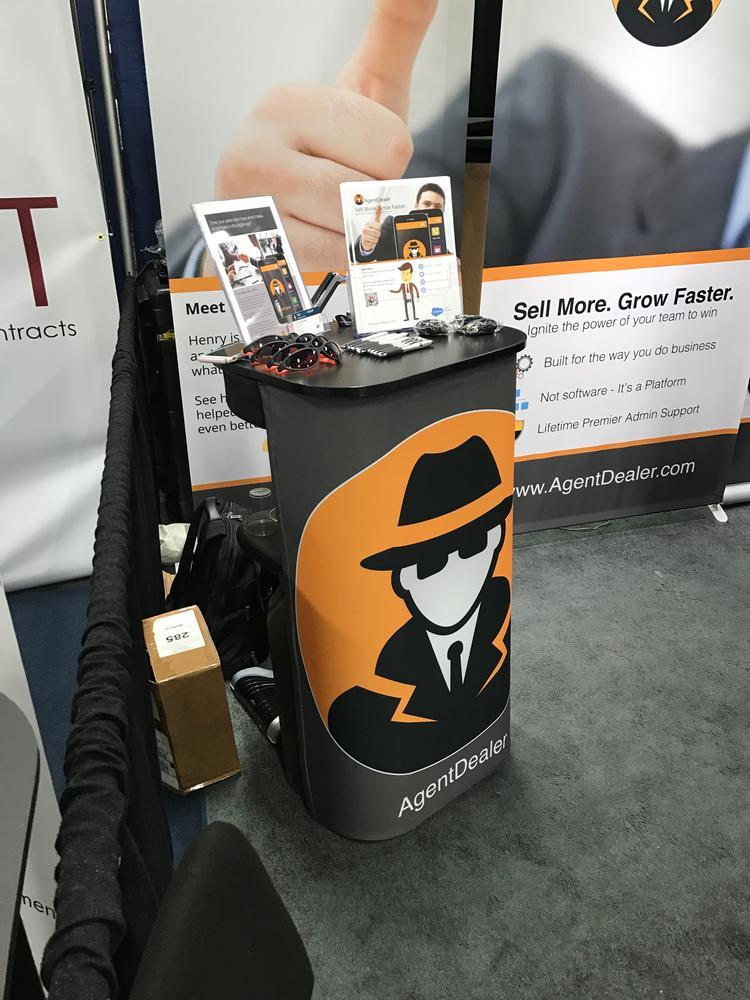 Agent Dealer Booth