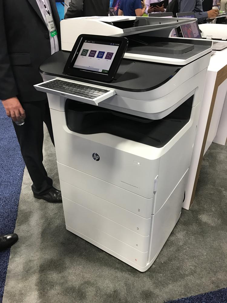 HP A3 PageWide