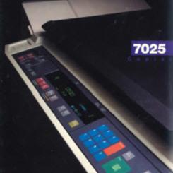Savin 7025 Copier Brochure