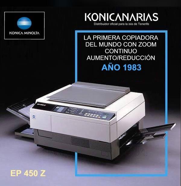 Minolta 450Z circa 1983
